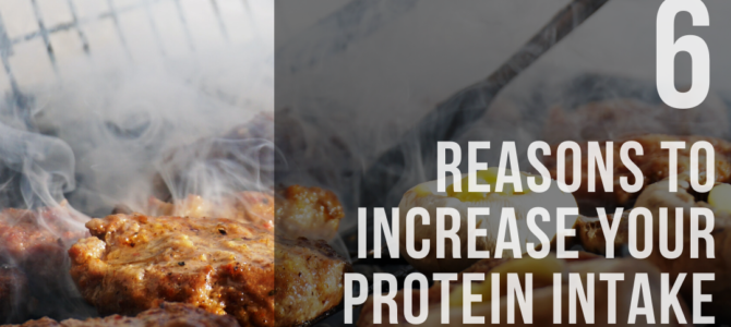 6 Reasons to Increase Protein Intake