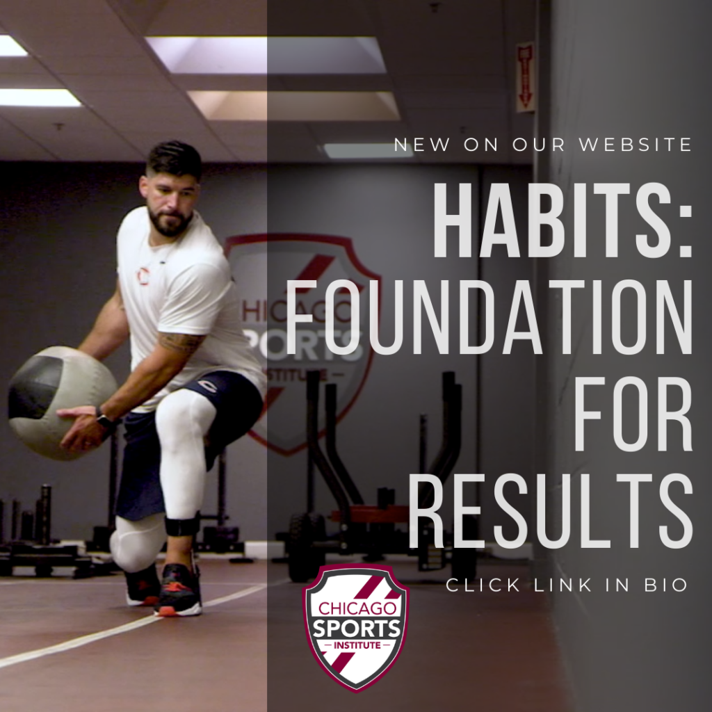 Habits - Foundation for results