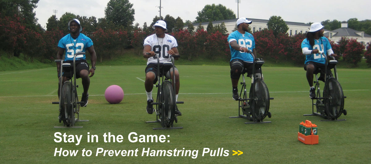 How to Prevent Hamstring Pulls