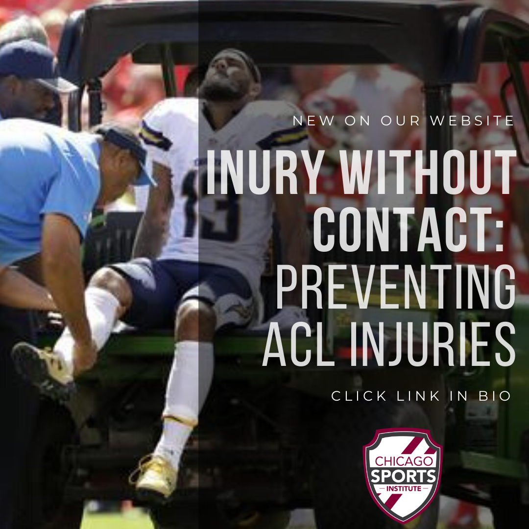 Injury Without Contact - Preventing ACL Injuries