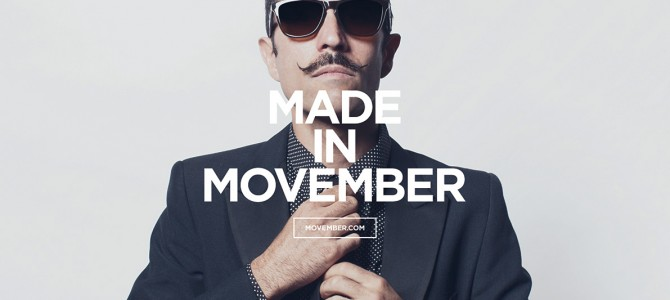 Made In Movember Team