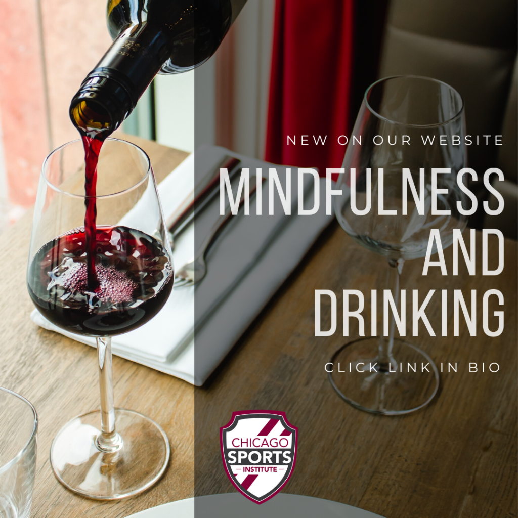 Mindfulness & Drinking
