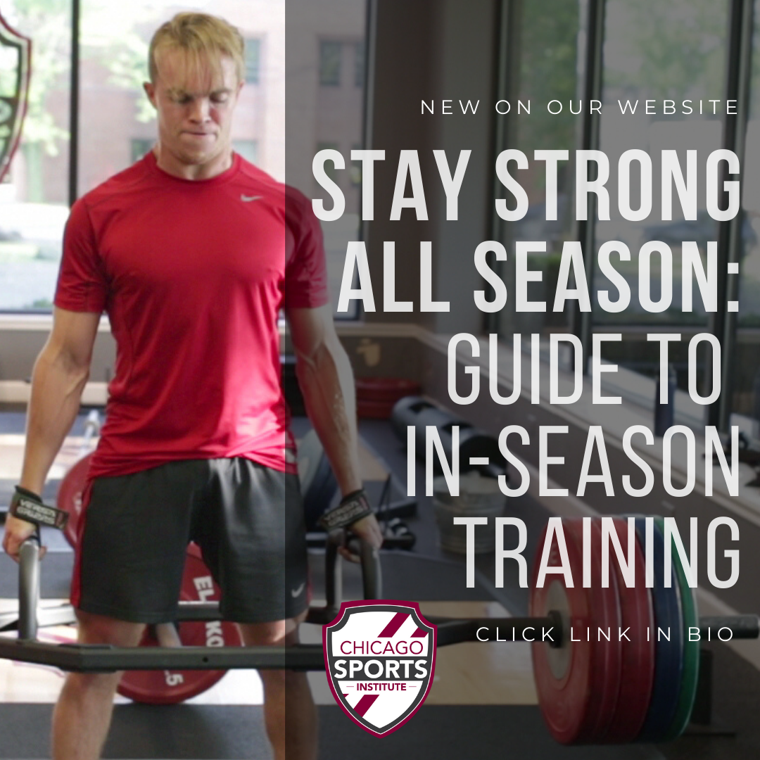Stay Strong All Season - Guide to In-season training