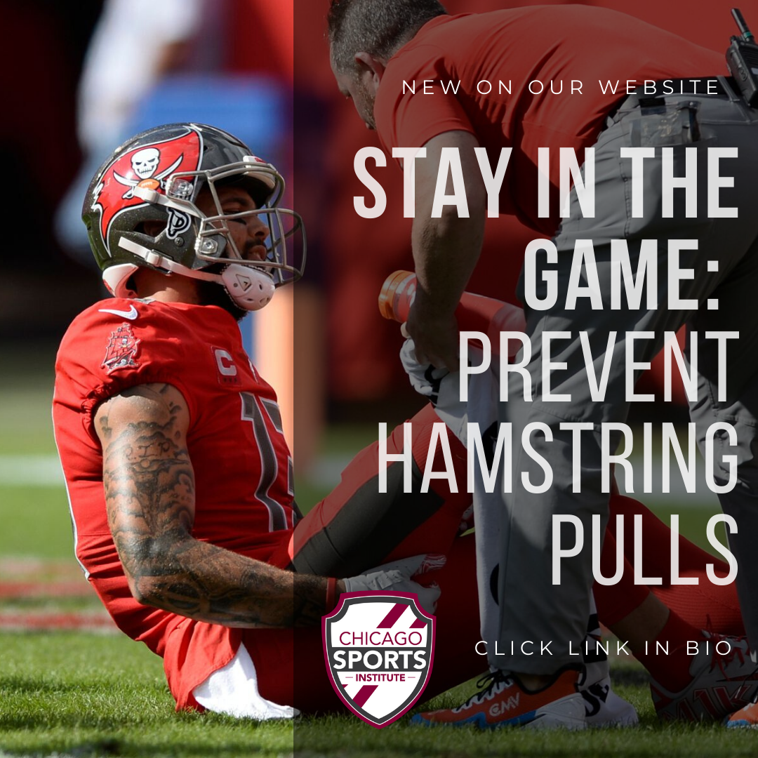 Stay in the game - prevent hamstring pulls