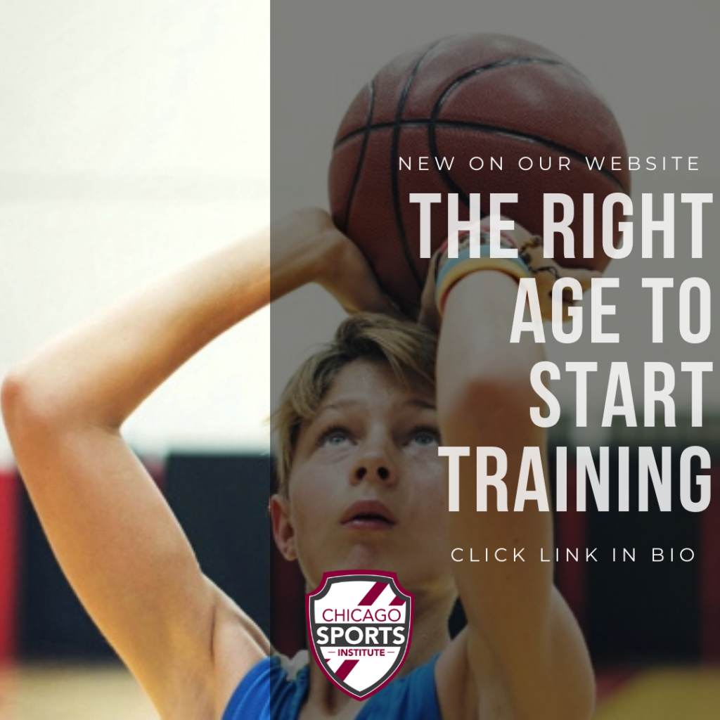 The Right Age To Start Training
