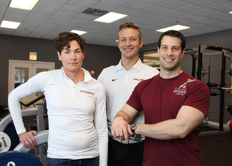 Dave, Josh and Patricia
